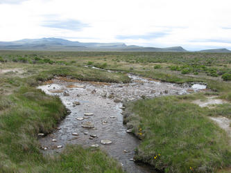 And the water starts to flow(Soldier Meadows Hot Creek)